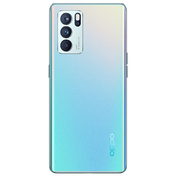 OPPO Reno6 Pro 5G 星河入梦 12GB+256GB 全网通5G版 双卡双待手机 6.55英寸AMOLED曲面屏 焕采光斑人像+AI焕采美妆视频 天玑1200芯片 多功能NFC